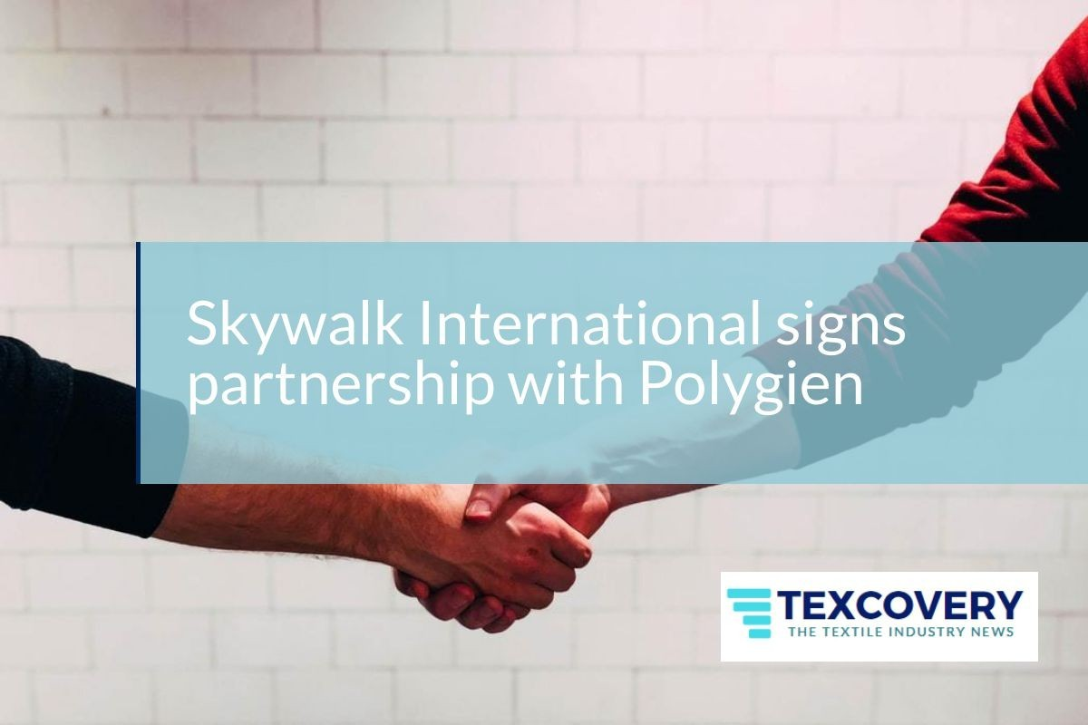 Skywalk International signs partnership with Polygiene  for order valued estimated between SD 150,000 to USD 200,000 per year.
