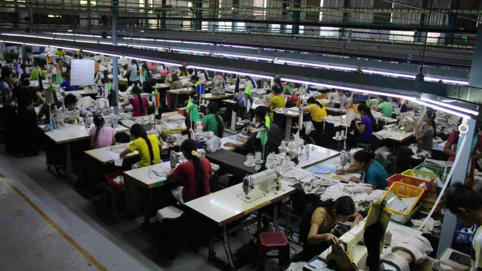 Garment factories in Yangon are scrambling to adapt to the latest Myanmar's government order