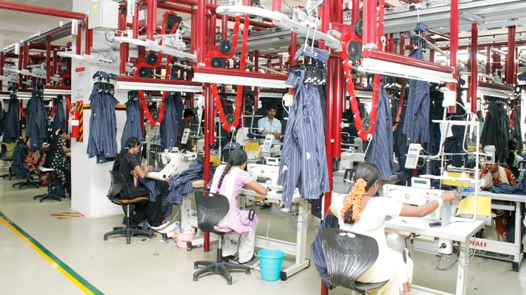 Top 10 Garment Manufacturing and Export Companies in Tirupur