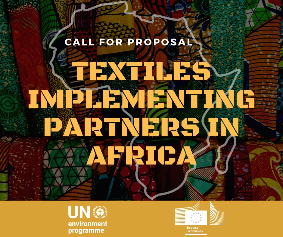 InTex Project: Call for proposals for textiles implementing partners in Africa