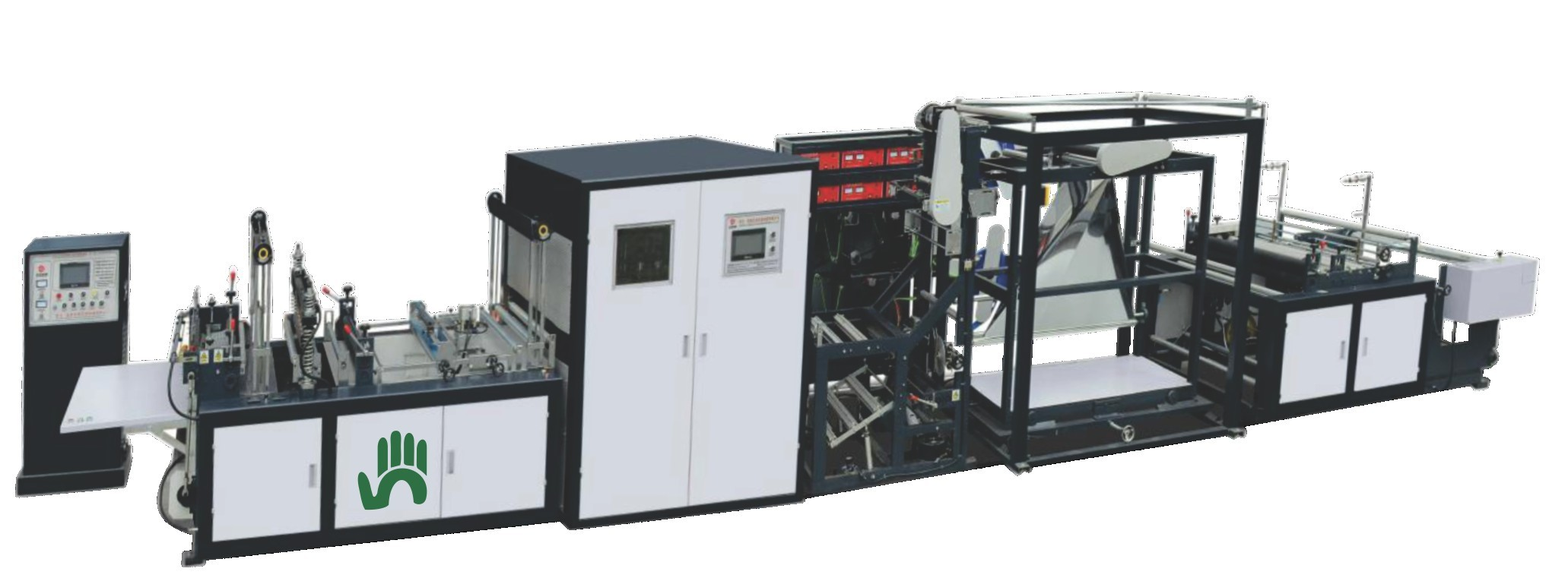 Fully Automatic Non Woven Bag Making Machnine | Offset Printing Machine Manufacturers in India