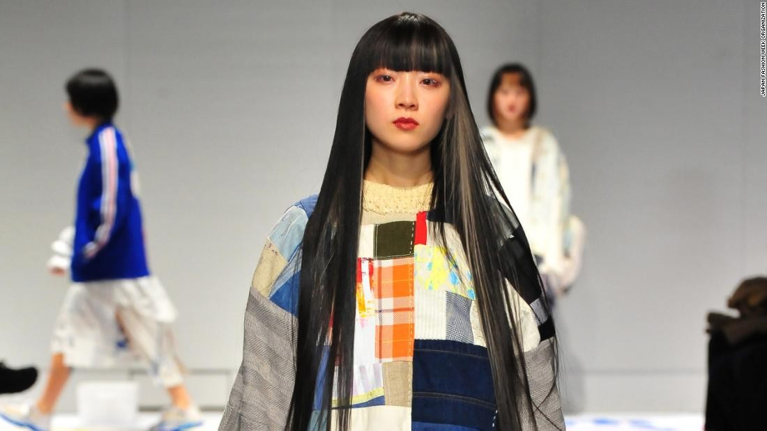 Japanese designers are crafting more sustainably made clothing with  tradition and new tech